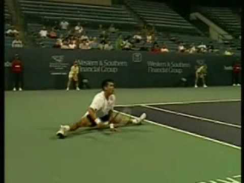 Paradorn Srichaphan Vs David Ferrer Video