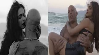 XXX  behind the scenes Deepika in XXX