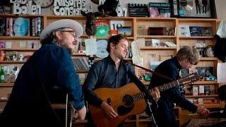 "Wilco - NPR Music Tiny Desk Concertにて""The Joke Explained""など4曲を披露 映像を公開 thm Music info Clip"