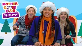 Christmas Song | Jingle Bells | Mother Goose Club Playhouse Video