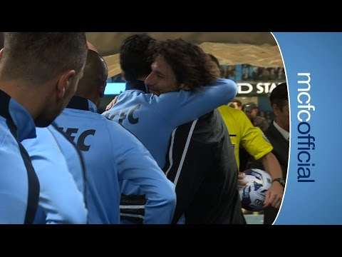 TUNNEL CAM | City 0-2 Newcastle United | Capital One Cup