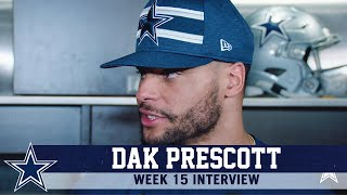 Dak Prescott: We've Got To Get A Win | Dallas Cowboys 2019