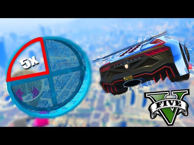 GTA V Online: THE FLIP 5x THE MOST INCREDIBLE OF ZENTORNO !!! INSANE