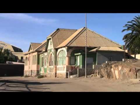 Namibia Lüderitz Kolmanskuppe Mai 2011