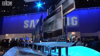 CES: 3D, thin TVs and e-readers among Samsung's CES announcements