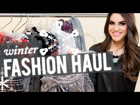 Winter 2013 Fashion Haul