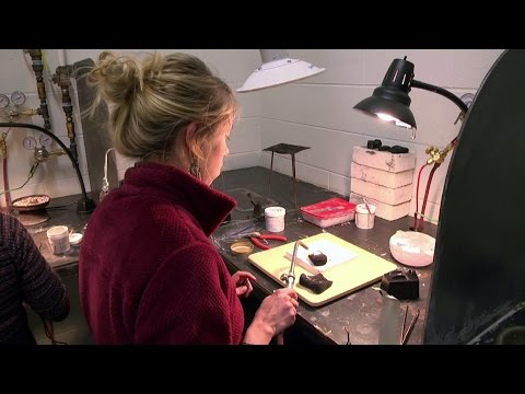 Haywood Community College - Professional Crafts: Jewelry