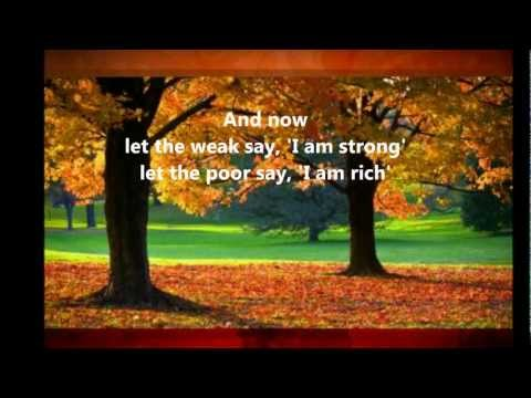 Give Thanks - Don Moen with Lyrics