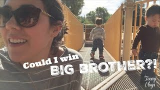 Could I Win Big Brother?! || September 5, 2016 || TeenyVlogs