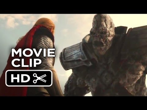 Thor The Dark World Movie Clip Surrender 2013 Marvel Superhero ...