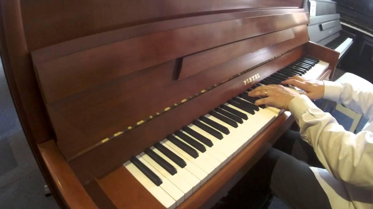 Pleyel Piano Droit Piano Droit Pleyel 118