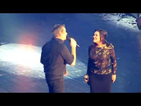 Dina Garipova & Garou - Du vent des mots / Дина Гарипова & Гару - Ветер слов