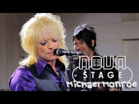 Michael Monroe - Do Anything You Wanna Do