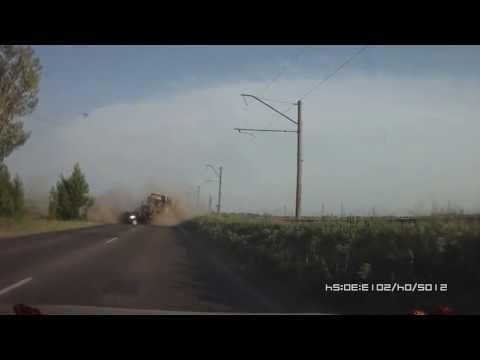 ДТП под Новочеркасском 15.05.13