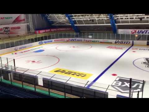 Нанесение рекламы на лед - 2017
