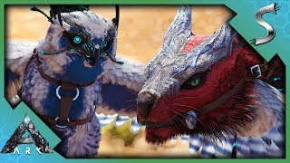 EVERY NEW CREATURE IN EXTINCTION! MANAGARMR, VELONASAUR + MORE! - Ark: Extinction [DLC Gameplay]
