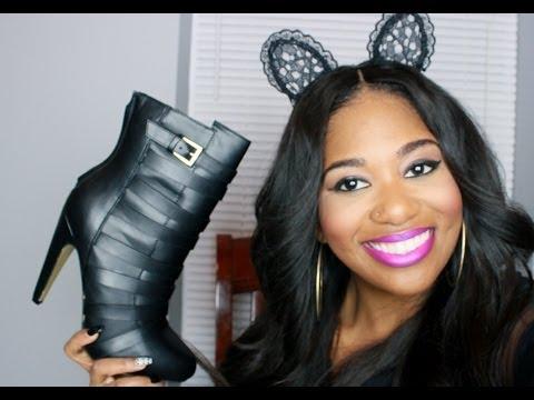 Fall Fashion & Shoe Haul 2013 | Forever 21, H&M, Zara, Shoemint