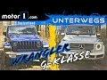 Mercedes G-Klasse vs. Jeep Wrangler | UNTERWEGS mit Daniel Hohmeyer
