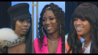 Trina, Kash Doll & Brittany B. Talk Sexism, Colorism and Body Positivity in Hip Hop