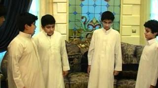 مهلاً أبي .. تمثيل طلاب مدارس دار الراود بجدة - القسم المتوسط