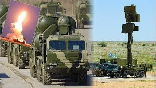 Russian air defense systems in action