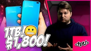 Samsung GALAXY S10 SPOILERS - Price, release date, all da things. ?