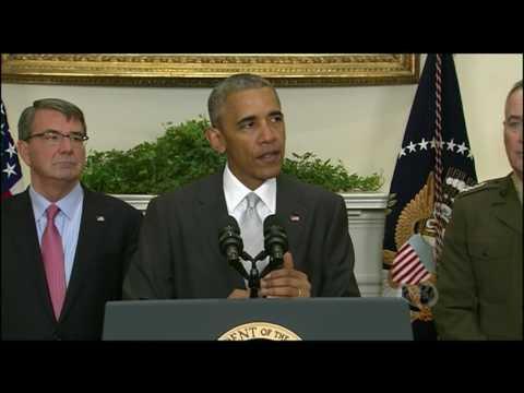 Obama Delivers Statement on Afghanistan