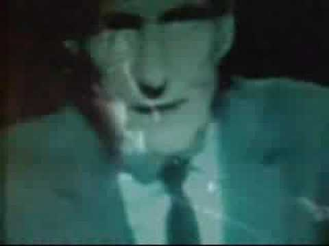 William S. Burroughs - Is Everybody In?
