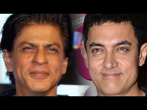 Shah Rukh Khan's Reaction On Aamir Khan's PK Trailer With Happy New Year