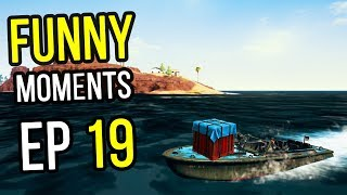 PUBG: Funny Moments Ep. 19
