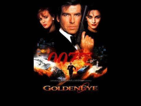 GoldenEye OST 1st