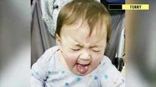 Bebeklerin En Sevimli ve En Komik Anları - The Most Cute And Funny Moments of Babies
