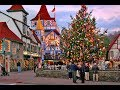 """Helen, GA... A Christmas Village In The Mountains. The Travelling """"Not So"""" Toddler Episode:9"""