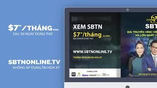 SBTN xin trân trọng giới thiệu SBTN ONLINE TV