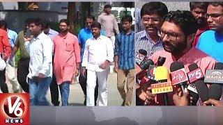 Gujarat Dalit Leader Jignesh Mevani Demands To Release Manda Krishna Madiga