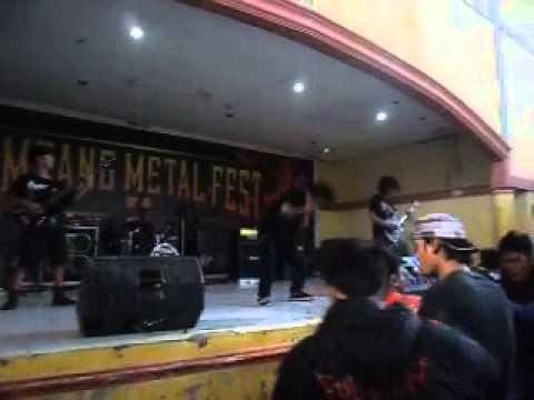 Otak Meusum Vagina Virgin 2 Live At Jampang Metalfest #2 video