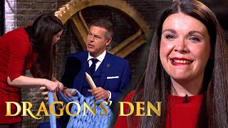 Combatting Depression Through The Resurgence of Knitting | Dragons' Den