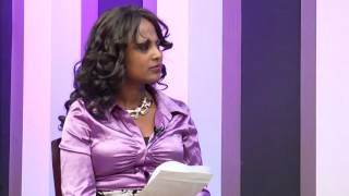 Eden Hailu Interview with Endale Woldegiorgis - Elshaddia TV Part 1