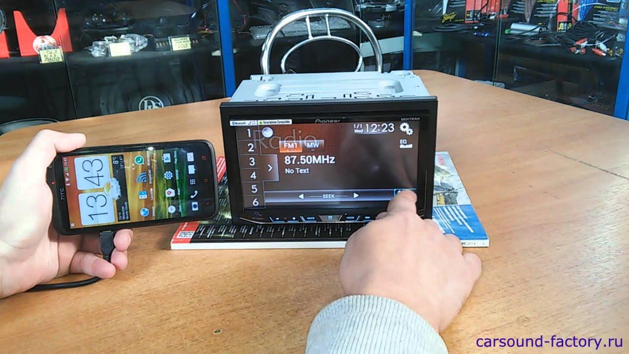 Автомагнитола на андроид своими руками