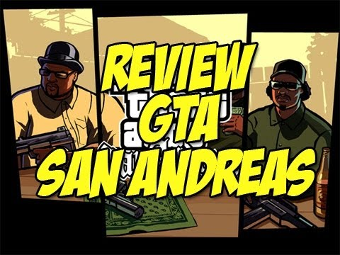 Grand Theft Auto: San Andreas android   gameplay - Happy Tech