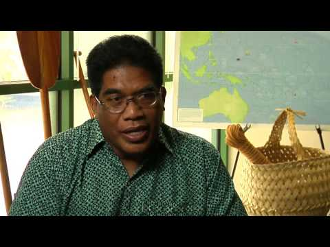 Manny Sikau's individual interview for the
