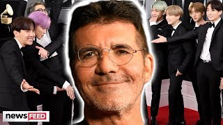 BTS Fans Drag Simon Cowell For Creating UK-Pop!