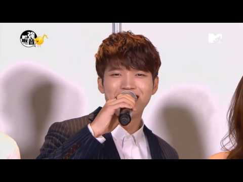160721 MTV Asia Music Stage Talk (Nam WooHyun, 남우현) by WOOHYUN DAY