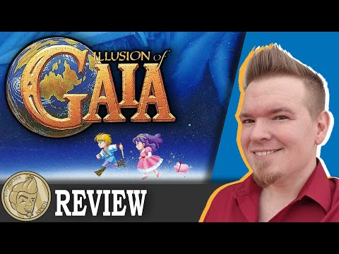 Illusion of Gaia Review! [SNES] The Game Collection