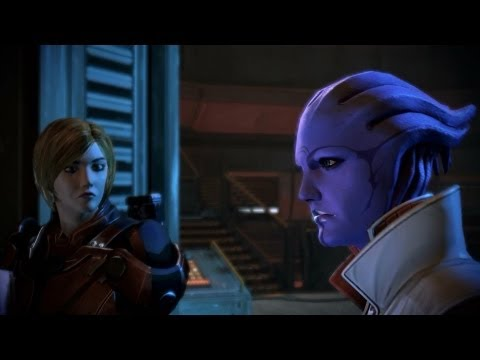 Mass Effect 3 Omega DLC walkthrough part 8 Gameplay let's play