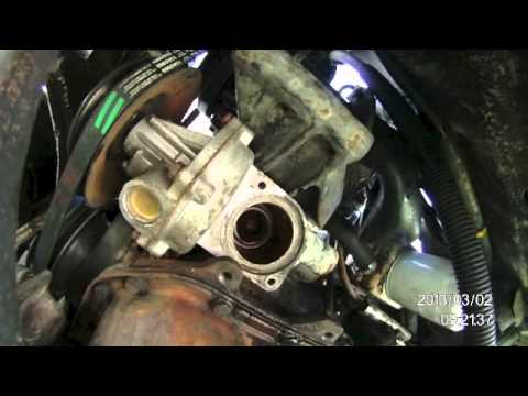 1989 VW Cabriolet Oil cooler and thermostat replacement ...