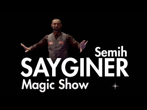Sayginer: Magic Show in Lima