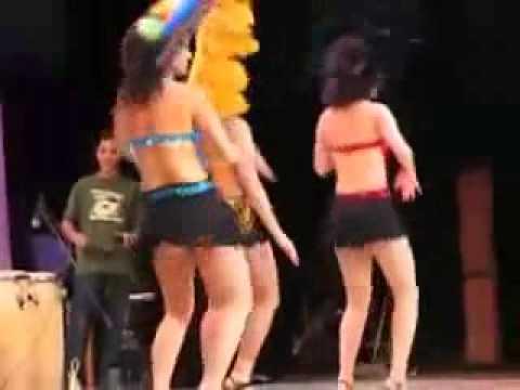 amjid ali rubab  with hot Tudo Beleza Brazilian Dance