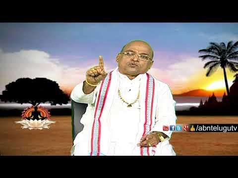 Garikapati Narasimha Rao About Sanskrit Shlokas | Nava Jeevana Vedam | ABN Telugu