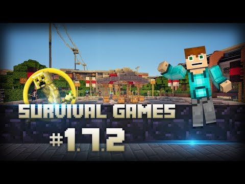 ★ Minecraft Survival Game 1.7.2   ★ Come Play With TheDiamondElite